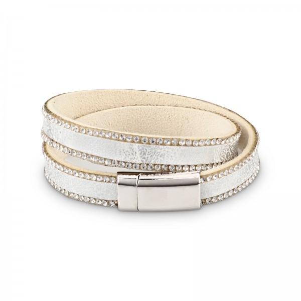 """Armband """"Shine"""", Silber"""