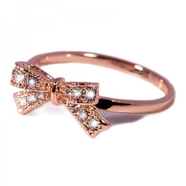 """Ring """"Crystal Loop"""""""