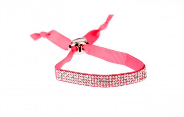 "Armband""Sweety"" pink"